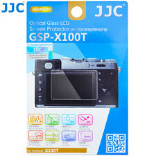 JJC 0.3mm Tempered Glass Screen Protector for FUJIFILM X100T X100F X-M1 X-A1 A2