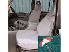 LAND ROVER DISCOVERY 1 89-98 FRONT SEAT WATERPROOF SEAT COVERS SET - DA2807GREEN
