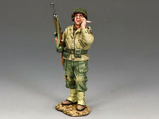 US WWII Shouting Sergeant King and Country DD182 - D-Day '44