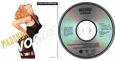Very rare Madonna Vogue 4 Track CD 1