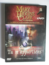 TU M'APPARTIENS - DVD - MARY HIGGINS CLARK COLLECTION