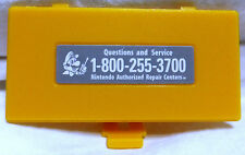 Game Boy Pocket (GBP) Yellow Battery Compartment Cover (Lid, Door)