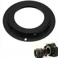 M42 Lens to Canon EOS EF Mount Adapter Ring  500D 550D 7D 50D 60D