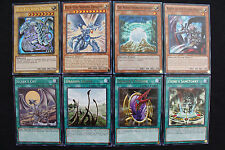 Blue-Eyes White Dragon deck set (Silver's Cry DPRP-EN030, Mirror Shrine Shining)