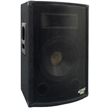 NEW Pyle PADH879 8'' 300 Watt 2-Way Speaker Cabinet Heavy Duty MDF Construction