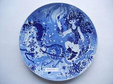Meissen Des plaques murales 1979 Reine des neiges en Traîneau (mon N° 1979-1) x