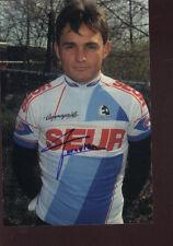 JOSE URIA GONZALEZ Photo Signé SEUR cyclisme ciclismo autografo Cycling ciclista