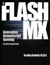 EZ Flash MX: Animation, ActionScript and Gaming for Macromedia Flash-ExLibrary