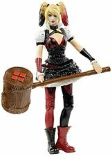 DC Comics TV Multiverse Harley Quinn Action Figure 3.75In Arkham Knight Version