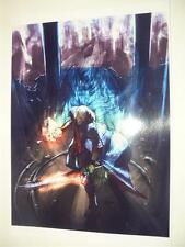 Devil May Cry 4 ~ A3 Size Poster / Print ~ NEW (2)