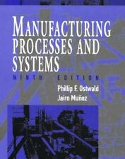 Manufacturing Processes and Systems, 9th Edition-ExLibrary