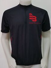 MAGLIA SHIRT CICLISMO BADGER METER EUROPA TAG. L CYCLING ITALY JERSEY CYCLES E2