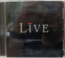 Live - Secret Samadhi (CD 1997)