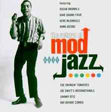 """THE RETURN OF MOD JAZZ"" (CD 2005 Ace Records) 24-Tracks ***EXCELLENT***"