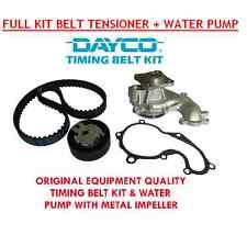 FORD FIESTA 1.6 TDCi TIMING BELT KIT INC WATER PUMP OE DAYCO 1042