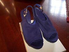 Scarpe Laura Biagiotti decoltè,colore viola,numero 37 Biagiotti women shoes