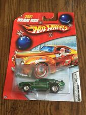 2007 HOT WHEELS HOLIDAY RODS FORD MUSTANG MACH 1