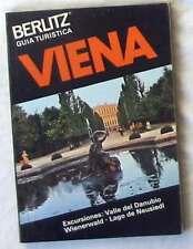 VIENA - GUÍA TURÍSTICA BERLITZ - EN ESPAÑOL - 128 PÁGINAS - VER ÍNDICE