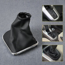 New PU Leather Gear Shift Cover Boot Gaiter For 2008-2011 2012 Chevrolet Cruze