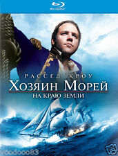 Master and Commander: The Far Side of the World (Blu-ray) Eng,Rus,Czech,Turkish
