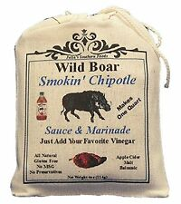 Julia's Wild Boar Chipotle Sauce and Marinade Mix