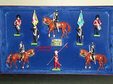 BRITAINS 5291 HONOURABLE ARTILLERY COMPANY LIMITED EDITION METAL TOY SOLDIER SET