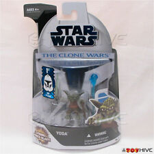 Star Wars - The Clone Wars Yoda 1st Day Issue foil sticker No. 3 2008 by Hasbro