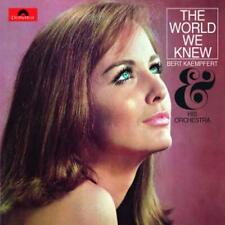 BERT KAEMPFERT-THE WORLD WE KNEW (RE-RELEASE)   - CD NEUWARE