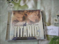 a941981 Movie Titanic HK Soundtrack CD  鐵達尼號 VG+ playable Copy