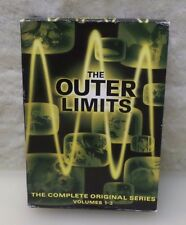 The Outer Limits Original Series Complete Box Set  Volumes 1-3 A3361