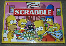 Simpsons scrabble par mattel games, complet et excellent état. uk p & p inc
