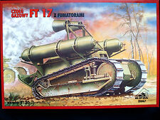 FT 17 CHEMICAL TANK, RPM, SCALE 1/35