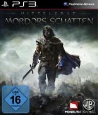 Playstation 3 Schlacht um Mittelerde Mordors Schatten Gebraucht Top Zustand