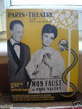 Paris -Théâtre N° 189.