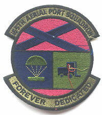 No.16 Squadron USA Air Force Subdued Crest Embroidered Patch