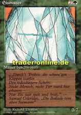 Eismauer (Wall of Ice) Magic limited black bordered german beta fbb foreign deut