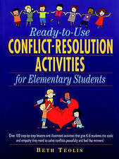 Ready to Use Conflict Resolution Activities for Elementary Students by B...