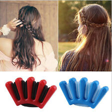 New Magic Sponge Hair Plait Braider Quick French Twist Styling Braiding Tool