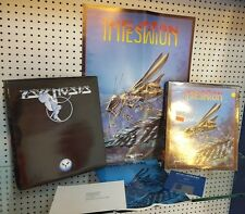 Infestation Atari ST Homecomputer Sammlung kompl. OVP Game-planet-shop