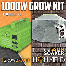 1000 watt HPS GROW LIGHT SYSTEM High Pressure Sodium 1K