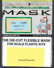 Eduard  Rafale B Painting Mask for Hobby Boss 1/72 Scale Kit EUCX267