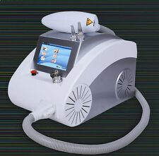 1064nm 532nm picosecond nd yag laser pulsed dye laser for tattoo removal vascula