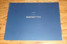 Original 1995 Chevrolet Beretta Sales Brochure 95 Chevy