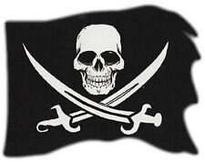 Bumper Stickers: PIRATE FLAG | Skull and Crossbones Swords