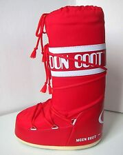Tecnica MOON BOOT Nylon rot Gr. 39 - 41 Moon Boots Moonboots red