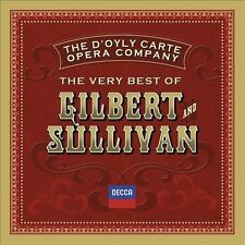 The Very Best of Gilbert & Sullivan (CD, Jun-2011, 2 Discs, Decca)