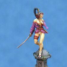 Kabuki models 21st siècle pin ups big sisters 54mm Shinomi