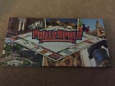 New Phillyopoly Monopoly Philadelphia Limited Edition City Of Brotherly Love