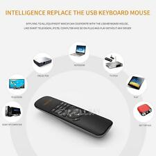 Wireless Air Mouse Remote Control TV Box KODI for XBMC Android 2.4G Keyboard