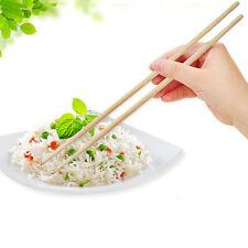 1Paar Bambus Essstäbchen Chinesische/Japanische Ess Stäbchen Küche Essen